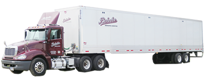 Behnke has flatbeds that range from 20' to 53', and refrigerated semis that can haul your perishables.